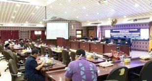 Paripurna RAPBD 2021: Pulihkan Ekonomi, DPRD Usulkan Pemkot Pinjam Dana ke Kemenku