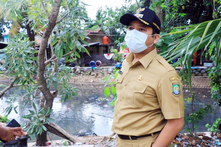 Walikota Arief Siapkan Penanganan Banjir di Tengah Pandemi