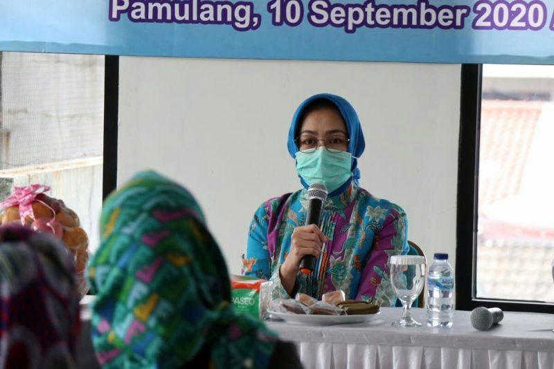Walikota Airin Hadiri Seminar Moderasi Beragama di Pamulang