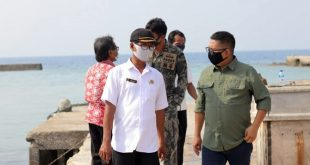 DPRD Banten Pantau Listrik Padam di Pulau Tunda Akibat Genset Rusak