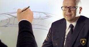 Seniman Artistik Lamborghini Menggambar Menggunakan Pensil Menjadi Nilai Jual Super Mahal