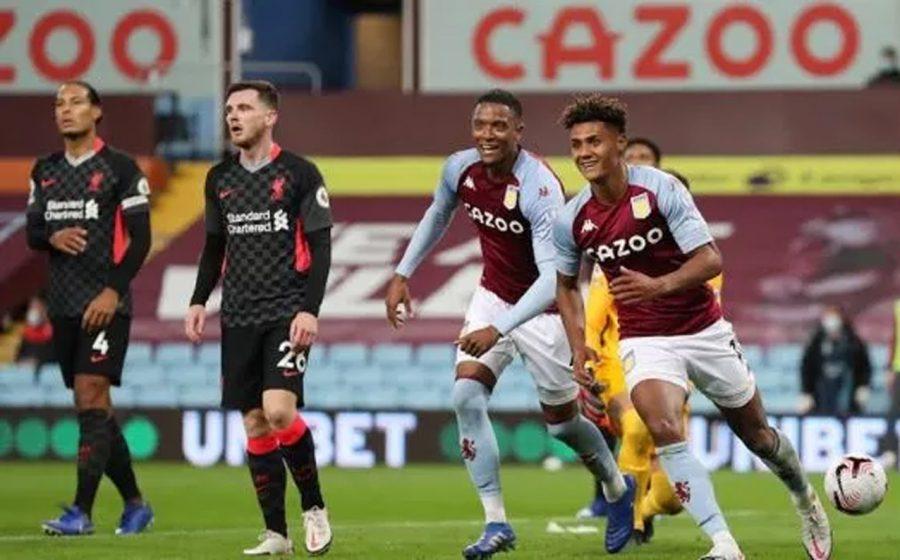 Liverpool Juara Bertahan Liga Dibantai Aston Villa 2-7