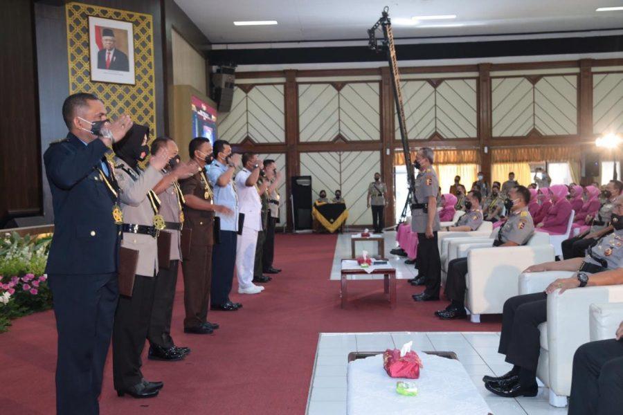 7 Perwira Terbaik TNI-Polri Lulusan Terbaik Sespimti dan Sespimmen 2020, Ini Daftarnya