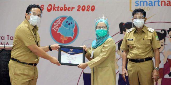 Guru Kota Tangerang Luncurkan 1.000 Tayo Quiz Mempermudah Siswa/I Dalam Pembelajaran Daring