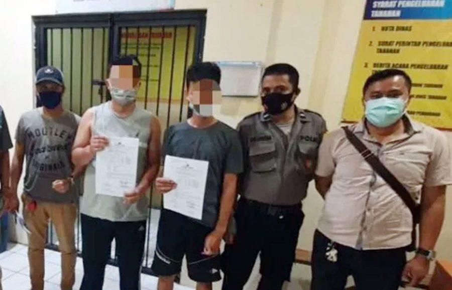Polres Serang Kota Tangkap Oknum ASN Pemprov Banten Saat Transaksi Narkoba