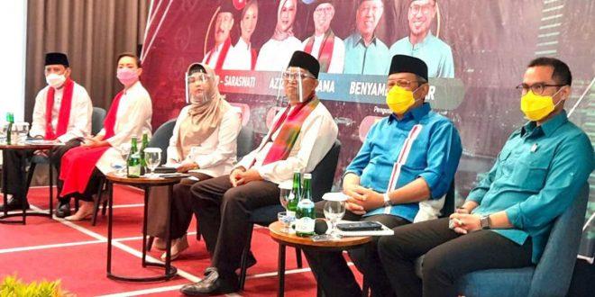 Benyamin Davnie Rencanakan Kota Tangsel Menjadi Kota Terbaik di Indonesia