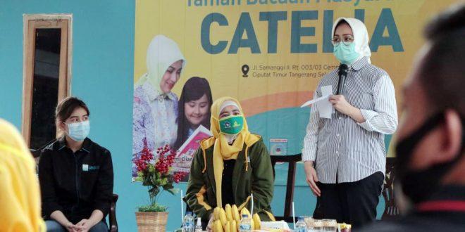 Walikota Airin Jadikan Pemuda Sasaran Meningkatkan Budaya Literasi