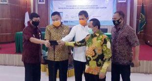 Kejati Banten Luncurkan Aplikasi Edoo Perpustakaan Digital Sekolah