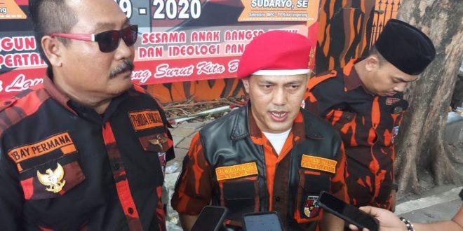 HUT PP Ke-61: MPC Pemuda Pancasila Kota Tangerang Gelar Upacara dan Tabur Bunga di TMP Taruna