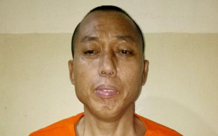 Napi Buronan Cai Changpan Ditemukan Tewas Gantung Diri di Jasingan Kab. Bogor