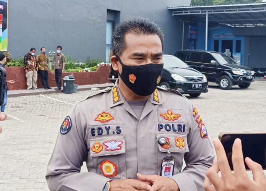 Polda Banten Perketat Pengawasan Protokol Kesehatan di Tempat Wisata