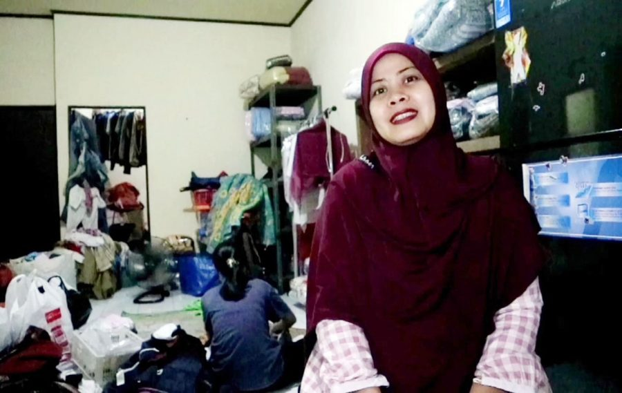 Usaha Laundry Kiloan Tetap Bertahan Ditengah Pandemi COVID-19