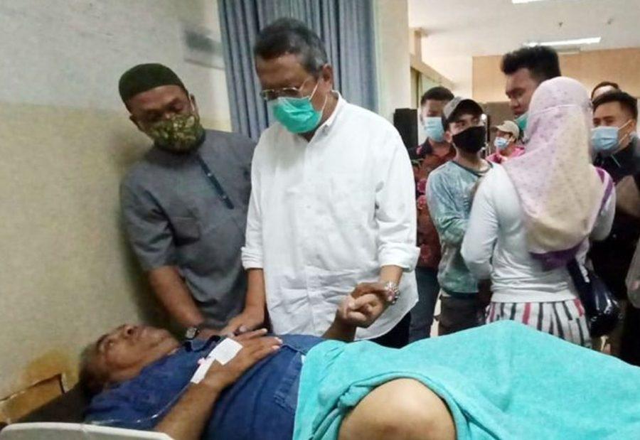 Tim Sukses Dilukai, Benyamin Davnie Berharap Tidak Ada Kekerasan di Pilkada Tangsel