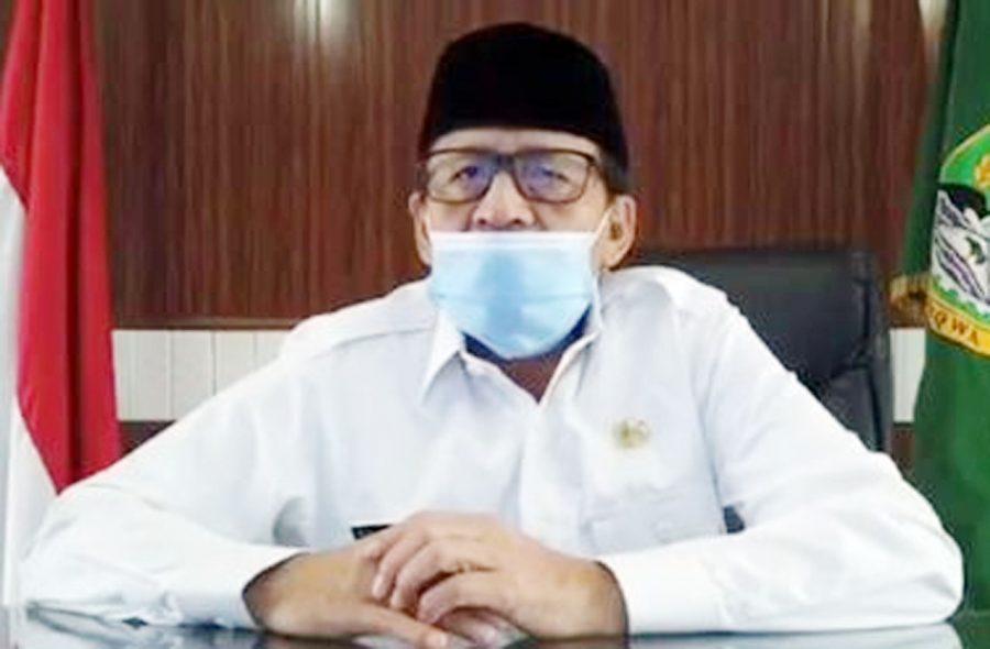 Kerumunan di Gedung Cisadane, Gubernur Banten Kembali Ingatkan Pelaksanaan Protokol Kesehatan dan Koordinasi