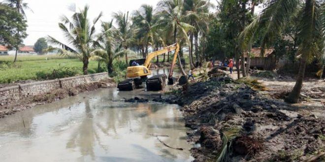 Pemkab Tangerang Normalisasi Sungai Dan Bangun Saluran Air
