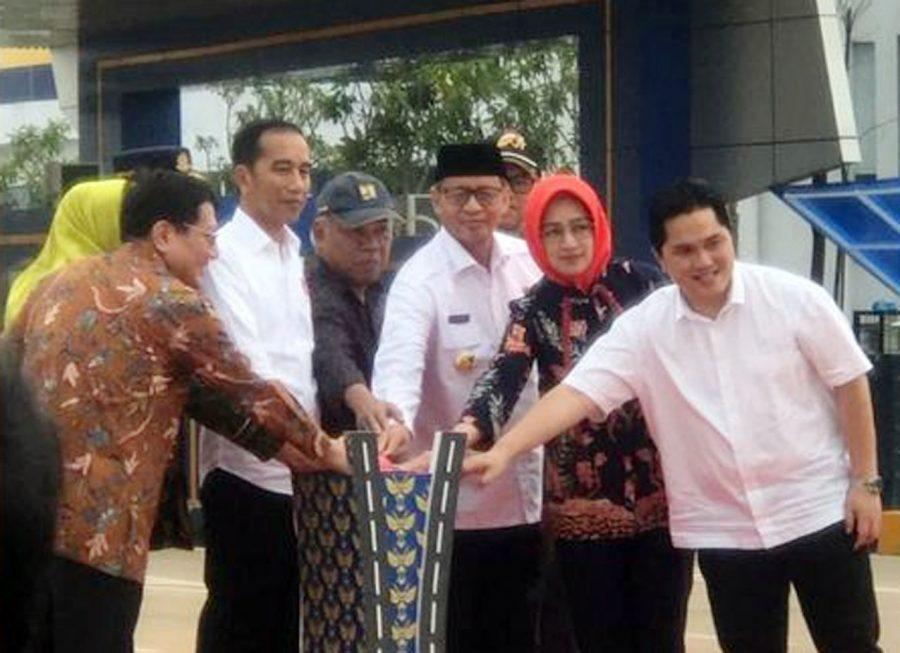 Realisasi Investasi di Provinsi Banten Triwulan III 2020 Mencapai Rp 21,5 Triliun