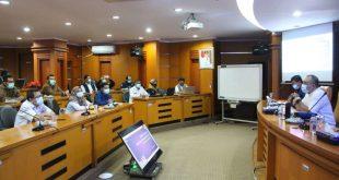 Bupati Zaki Evaluasi Penyaluran PKH Dan Program Bantuan Pangan Sembako