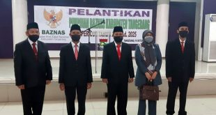 BAZNAS Kabupaten Tangerang Siapkan Aplikasi Pembayaran Zakat Online