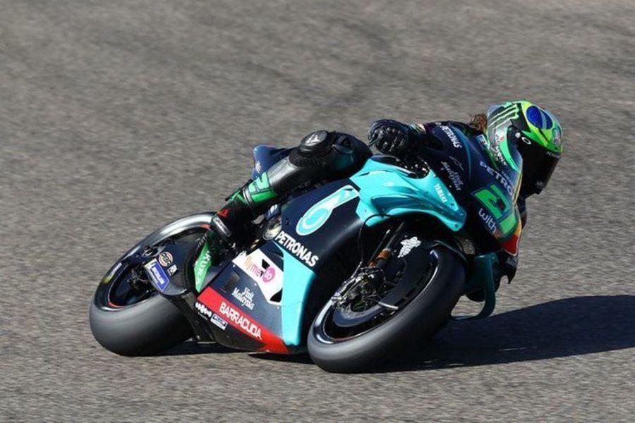 Franco Morbidelli Juarai MotoGP Teruel 2020