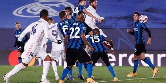 Pertandingan Real Madrid vs Inter Milan Skor 3-2