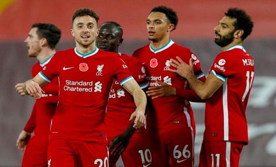 Atalanta Dihancurkan Liverpool 5-0