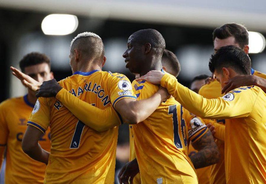 Klasemen Liga Inggris:Everton Tundukkan Fulham 3-2