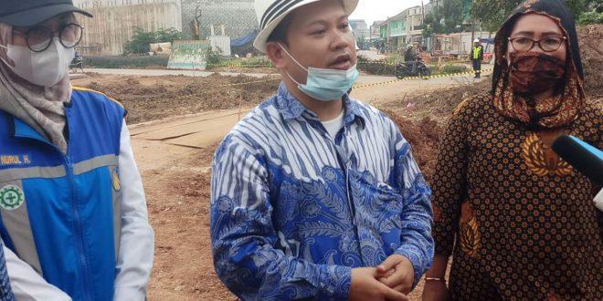 DPRD Kota Tangerang Minta Pembangunan Tol JORR II di Jalan Irigasi Sipon Diberhentikan