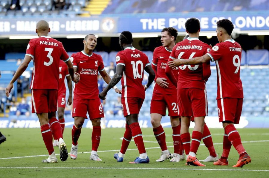 Liverpool Bungkam Leicester City: Skor 3-0