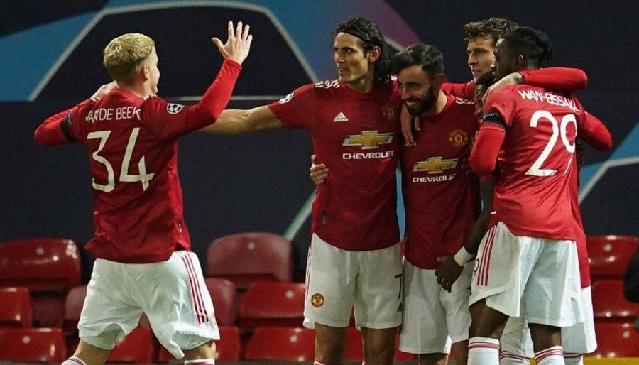 Manchester United Vs Istanbul Basaksehir: Skor 4-1