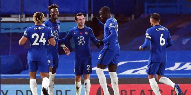 Chelsea Kalahkan Sheffield United Dengan Skor 4-1