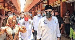 Ungkap Sindikat Madu Palsu, Ketua DPD RI LaNyalla Mattalitti Beri Apresiasi Kepada Polda Banten