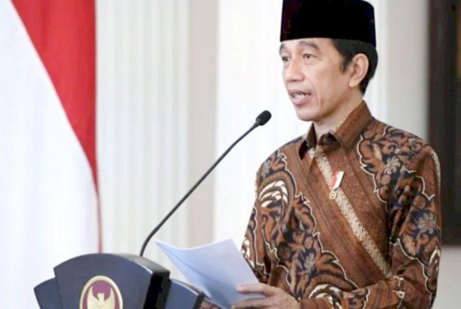 Presiden Jokowi Buka MTQ Nasional 2020 di Kota Padang