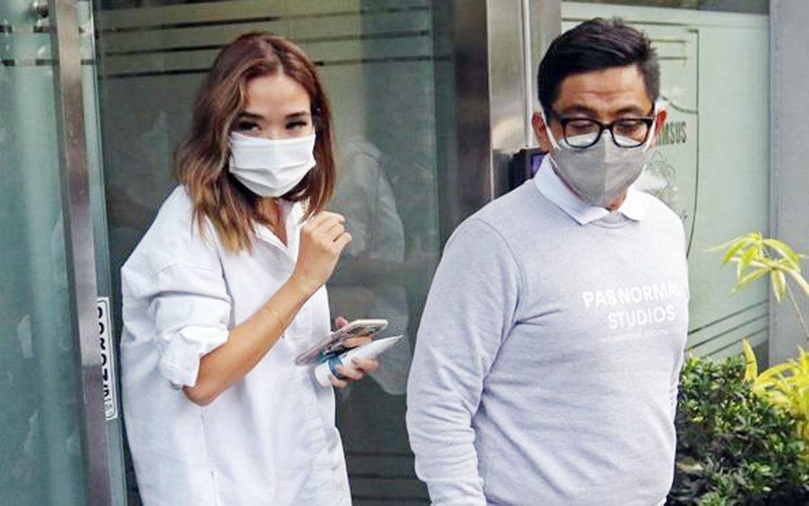 Gisel Penuhi Panggilan Polda Metro Jaya Terkait Beredarnya Video Syur