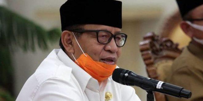 Wahidin Halim Perpanjang PSBB Provinsi Banten Tahap III