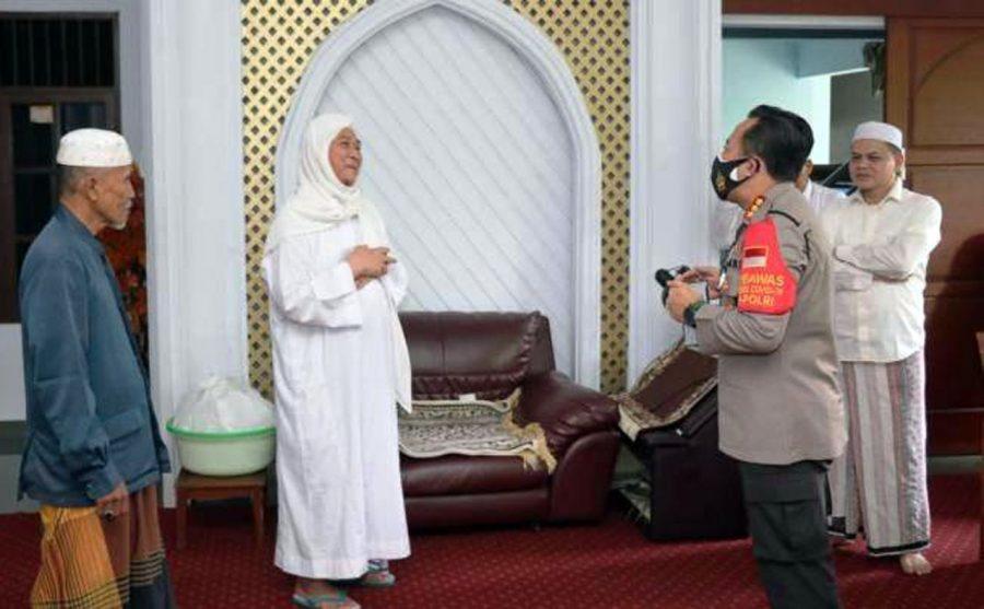 Kapolresta Tangerang Apresiasi Keteladanan Ponpes Al-Istiqlaliyyah