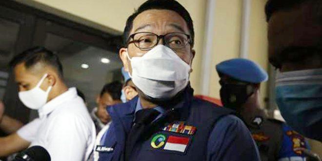 Ridwan Kamil Diperiksa Bareskrim Perihal Keramaian Massa HRS di Megamendung