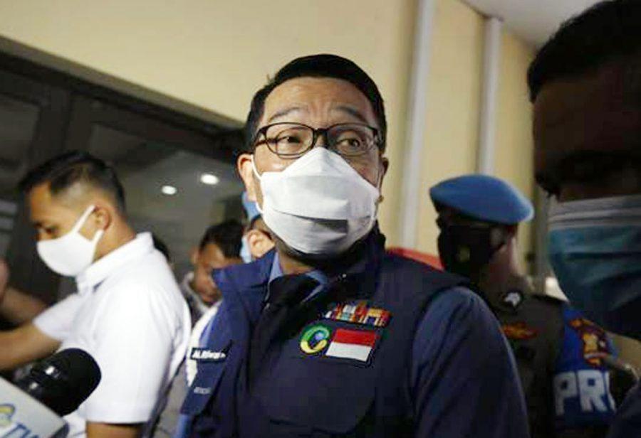 Ridwan Kamil Diperiksa di Bareskrim Perihal Keramaian Massa HRS di Megamendung