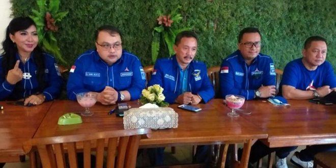 Partai Demokrat Klaim Paslon Irna-Tanto Akan Menang di Pilkada Pandeglang