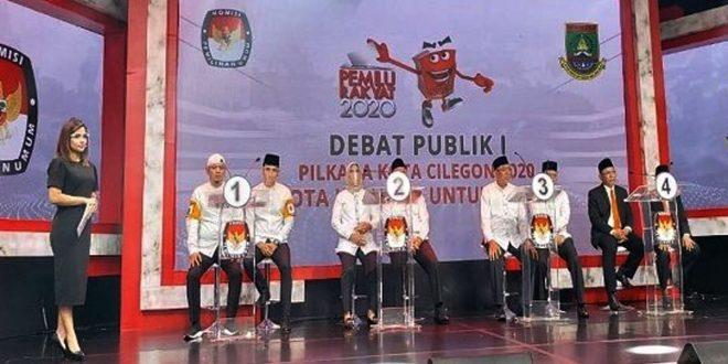 Debat Kandidat: Ratu Ati Marliati Usung Kota Cilegon Sukses, Mandiri dan Berdaya Saing