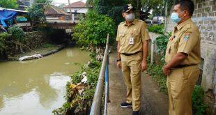 Bupati Zaki Tinjau Potensi Kerawanan Banjir di Kelapa Dua