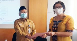 BKPSDM Lakukan Sinkronisasi Data Pegawai, Arief: Akurat dan Fleksibel