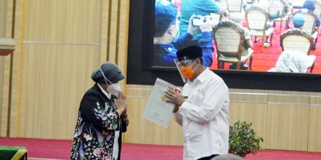 Rakoor, Provinsi Banten Peringkat Atas Pencegahan Korupsi