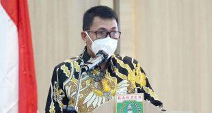 Pimpinan KPK Kunjungi Pendopo Gubernur Banten
