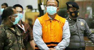 Edhy Prabowo Mundur dari Jabatan Menteri dan Parpol Gerindra