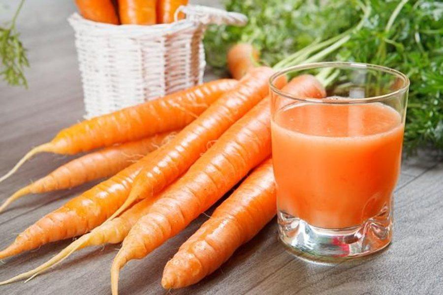 Segudang Manfaat Minum Jus Wortel untuk Kesehatan