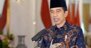 Presiden Jokowi Sampaikan Pesan Ilmiah Pada Dies Natalis UIN SMH Banten