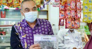 Bupati Zaki Harap Warung Tradisional Naik Kelas Penjualan Online Dengan WAKEPO
