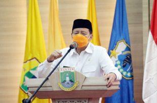 Gubernur Banten Minta Dindikbud Survei Kesehatan Kesiapan KBM Tatap Muka