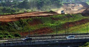 Pembangunan Tol Serbaraja Seksi 1A Siap Beroperasi Akhir 2021