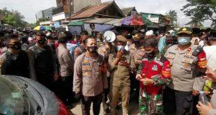 Polisi Bubarkan Kerumunan Massa Haul Syekh Abdul Qodir Al-Jaelani di Ponpes Al-Istiqlaliyyah